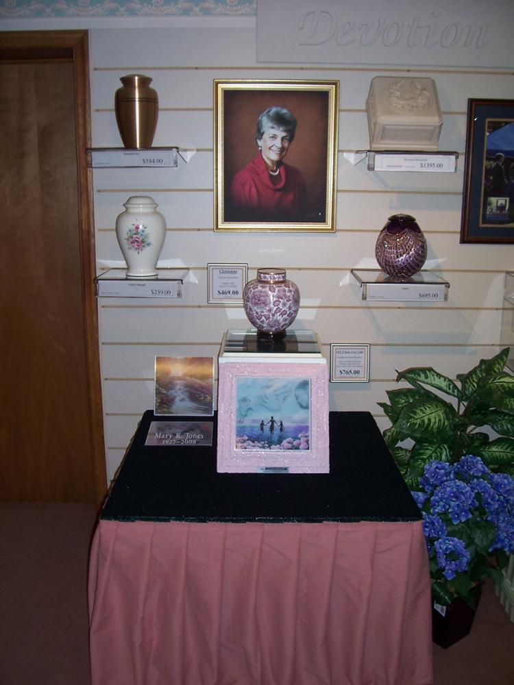 Personalized Urns Simulated Oil Painting Stainless Steel Urn Vault  Personalized Jewelry Crystal Urns